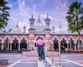 Masjid Jamek Mosque KualaLumpur Malaysia 1
