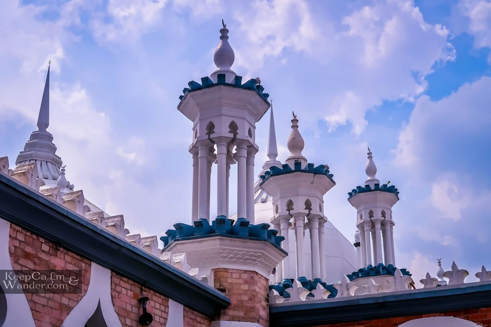 Tourist Attractions in Kuala Lumpur Mosques
