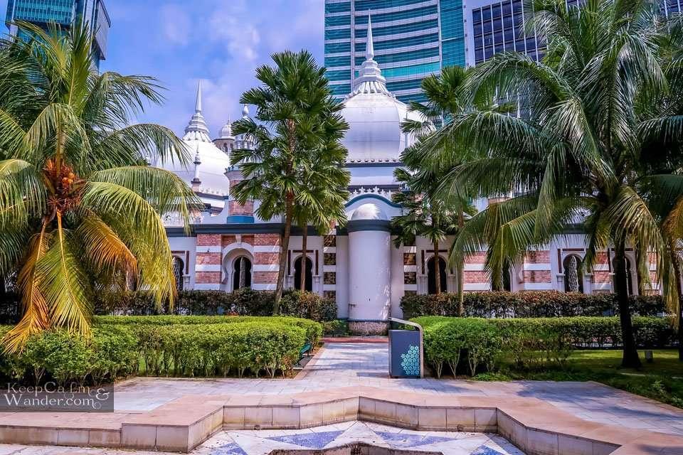Things to do in Kuala Lumpur Malaysia Mosques