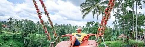Aloha Ubud Swing Bali Insonesia 2