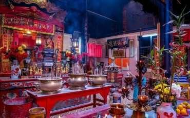 Cover Sin Sze Si Ya Temple Kuala Lumpur Malaysia