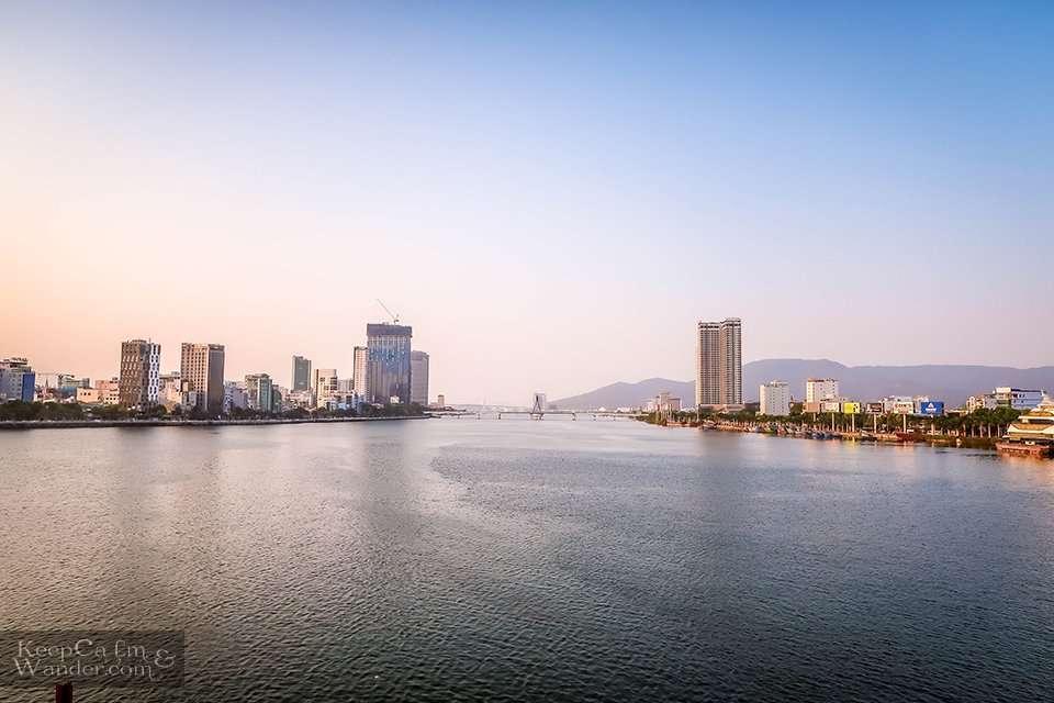 Danang Skyline things to do Vietnam