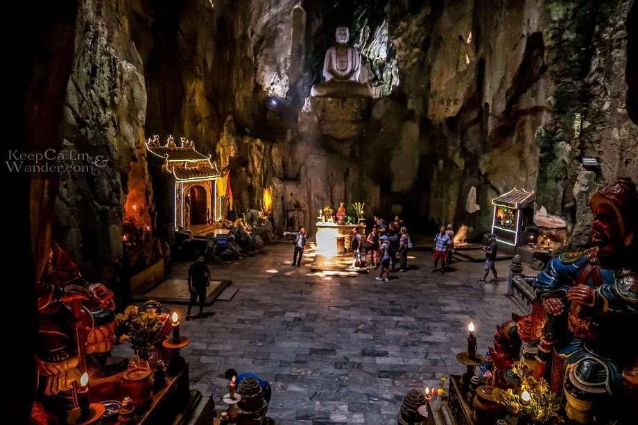 Huyen Khong Cave Danang Things to do