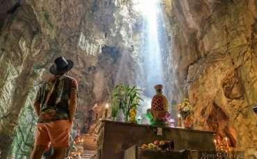 Huyen Khong Cave – Marble Mountains Water Danang Vietnam