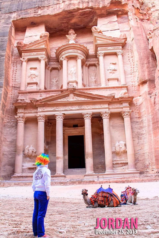 My 10 Best Travel Photos / Petra, Jordan.