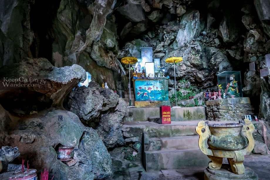 Linh Nham Cave Thuy Son Danang