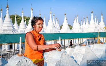 Sandamuni Pagoda Myanmar 9