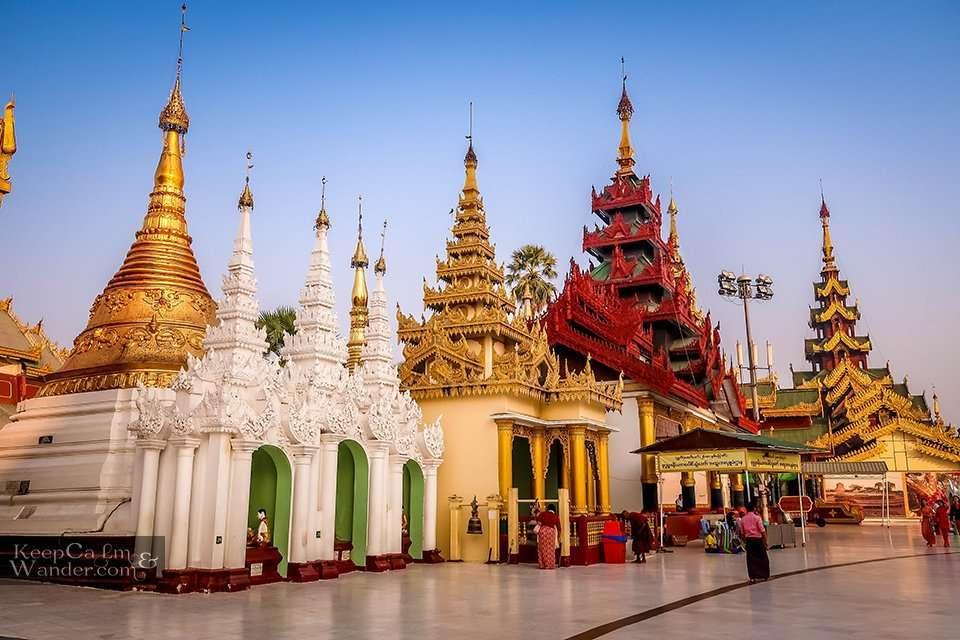 Things to do in Yangon, Myanmar.