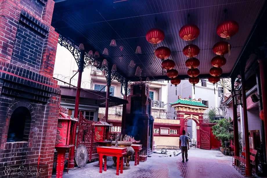 Sin Sze Si Ya Temple - The Oldest Taoist Temple in Kuala Lumpur