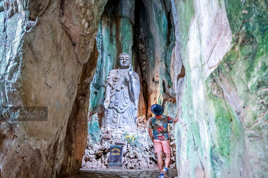 Tang Chon Cave Thuy Son Things to do Vietnam