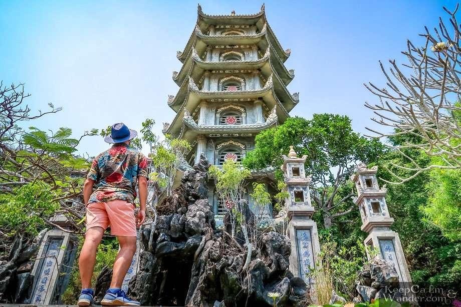 Xa Loi Temple Da Nang Things to do Tourist Attractions