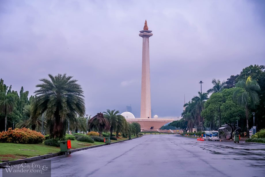 Walking Tour in Jakarta - Things to Do and See National Monument