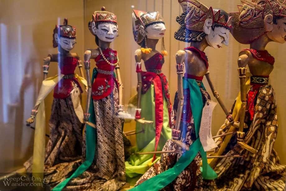Museum Wayang Jakarta, Indonesia