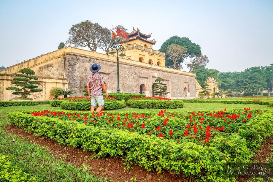 Things to do and see in Hanoi  Imperial Citadel Vietnam