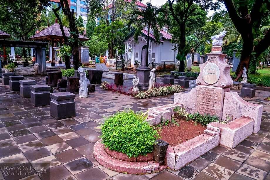 Prasasti Museum Cemetery Jakarta Things to do and see