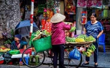 6 Hanoi Vendors Vietnam