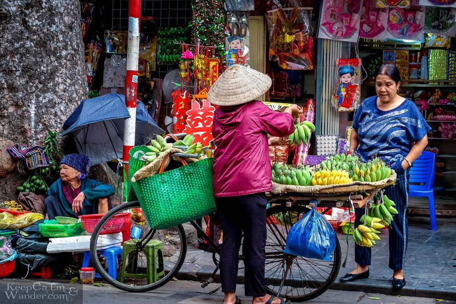 Old Quarter Hanoi Tourist Attractions