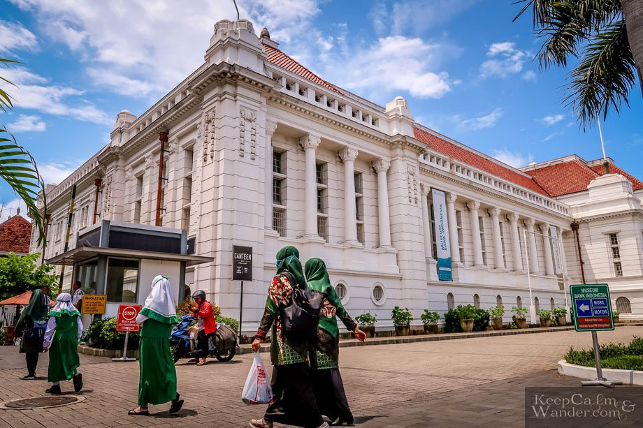 Museum Bank Jakarta Indonesia Things to do