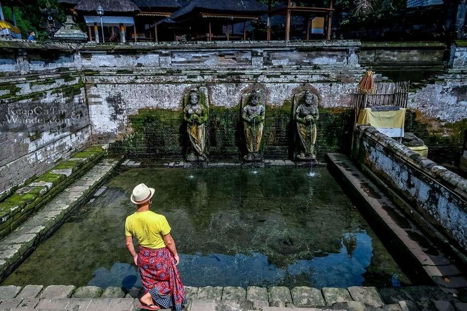 Goa Gajah Tourist Attractions in Bali