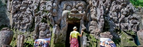Alain – Elephant Cave Temple Ubud Tour Bali 2 copy