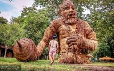 Analana Park – Prambanan Temples Yogyakarta Indonesia 1