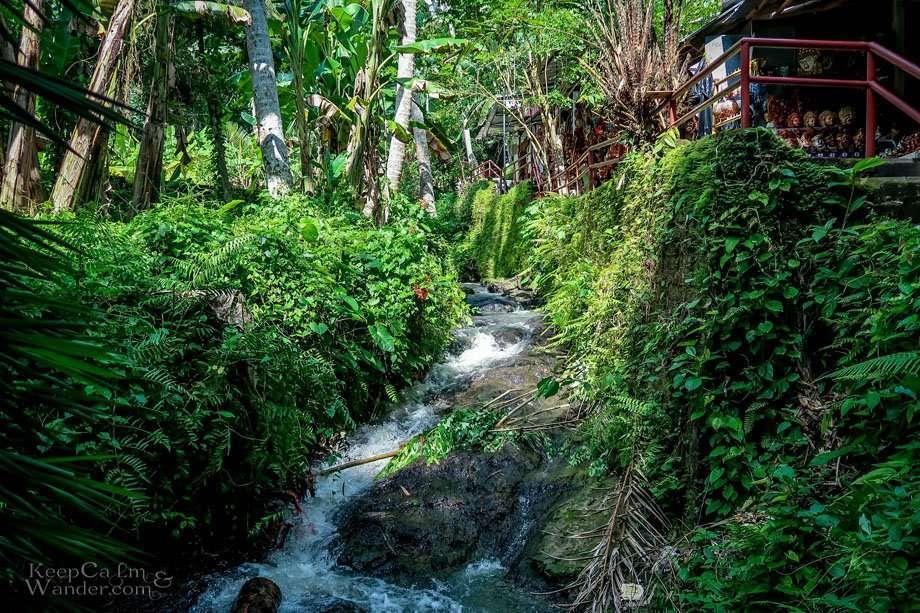 waterfalls Bali tourist attractions