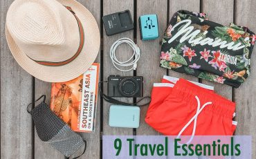 9-Travel-Essentials