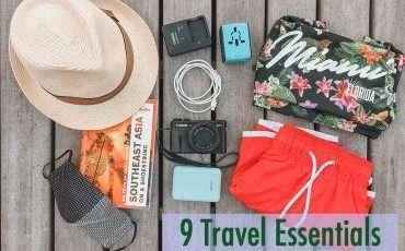 9-Travel-Essentials