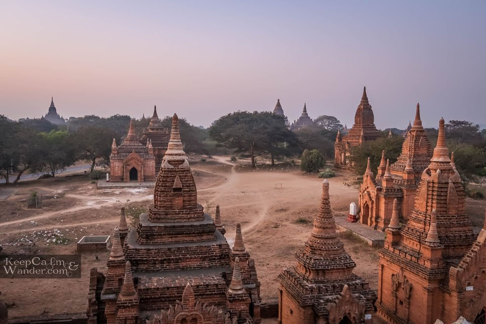 Tourist attractions in Myanmar