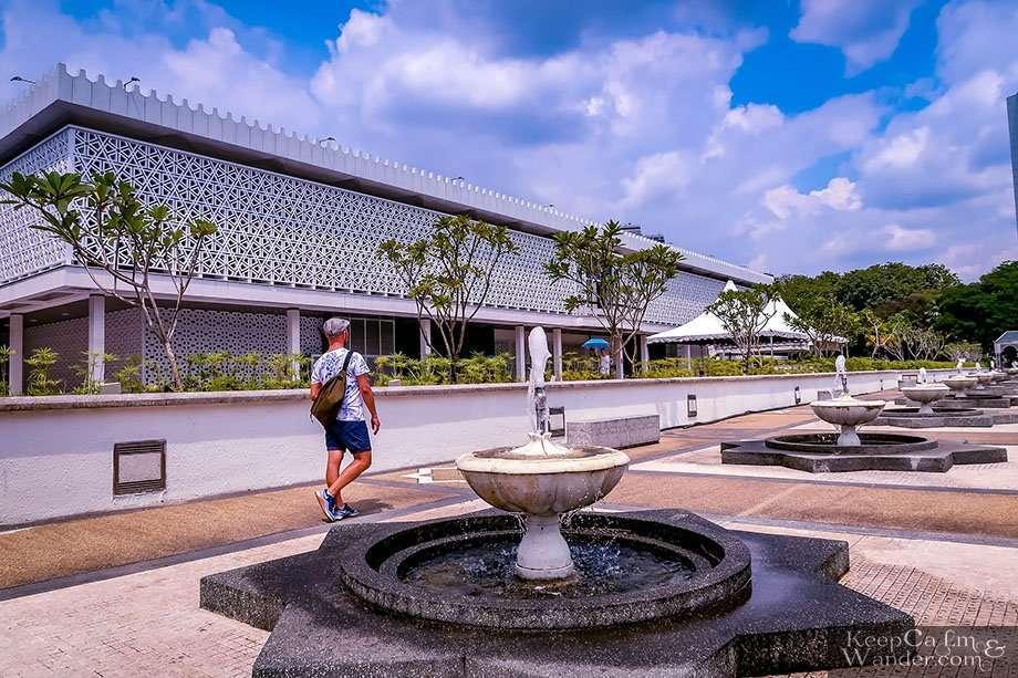 Tourist attractions in Kuala Lumpur (Malaysia)
