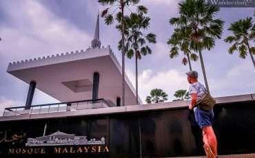 Masjid Negara Kuala Lumpur Malaysia National Mosque 3