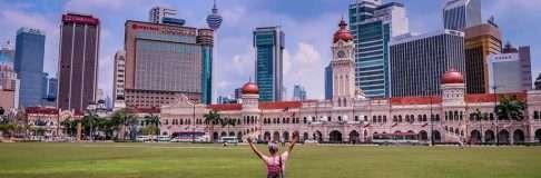 Mendaka Square Kuala Lumpur Malaysia 1