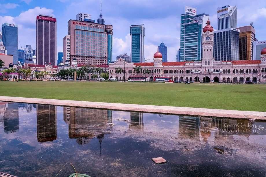 Hostel Hotel Kuala Lumpur Dataran Merdeka Malaysia