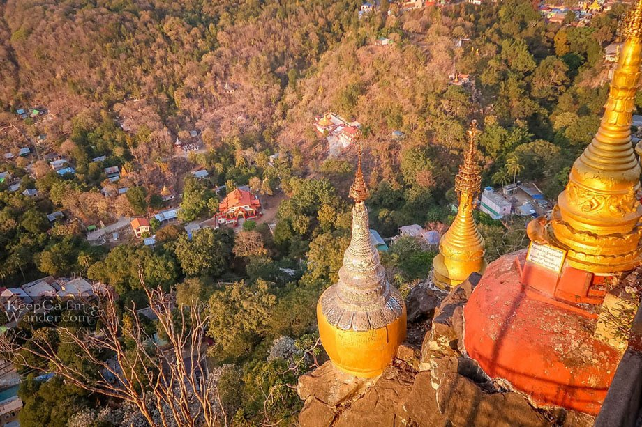 Mt Popa: A Half-Day Trip Outside Bagan