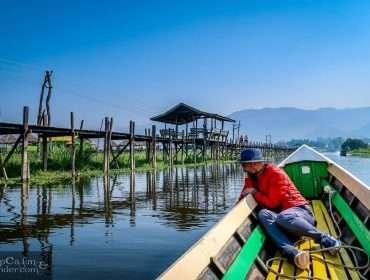 Stilt Houses Maing Thauk Village – Lake Inle Myanmar 1