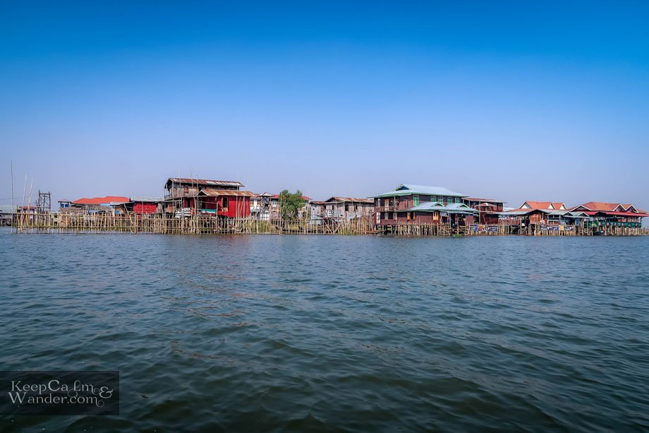 Things to do at Inle Lake