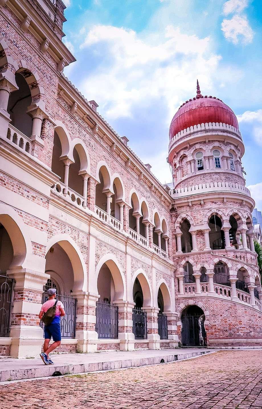 Sultan Abdul Samad Building (Kuala Lumpur, Malaysia).