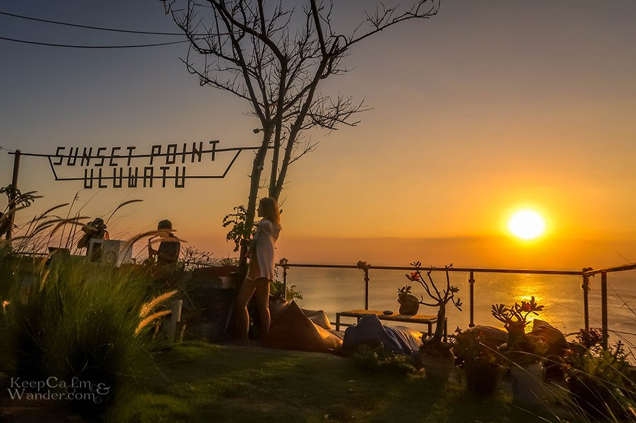 Uluwatu Sunset Point