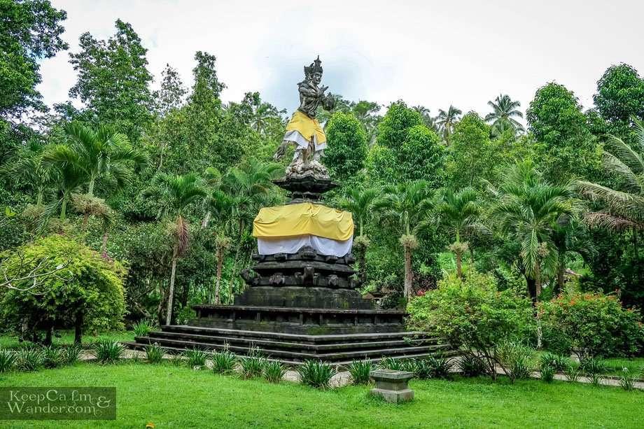 Ubud Bali Hindu Temple Holy Spring Water