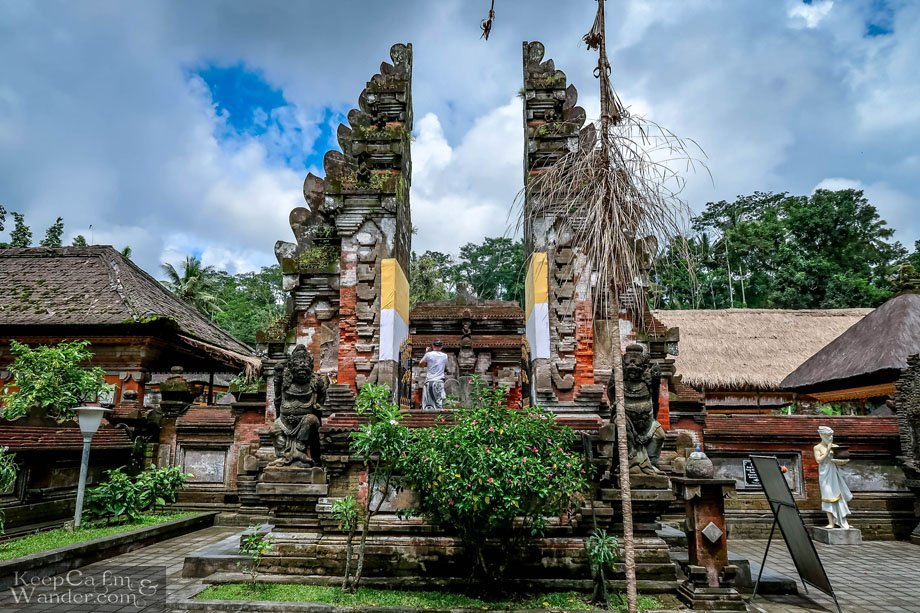 Balinese architecture Things to do Ubud