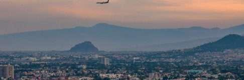 Torre Latino Mexico City Skyline 12