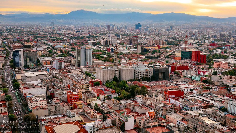 Tourist attractions in MexicoCity Travel Blog