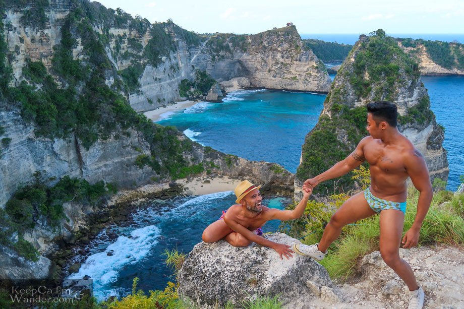Tourist attractions in Nusa Penida Island