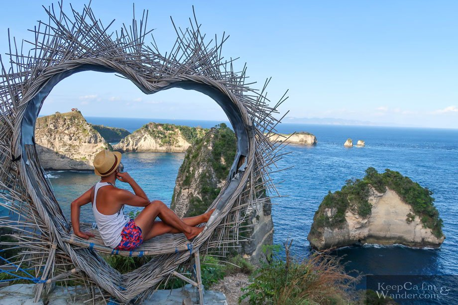 Rumah Pohon Treehouse in Nusa Penida is Your Tiny Dream House