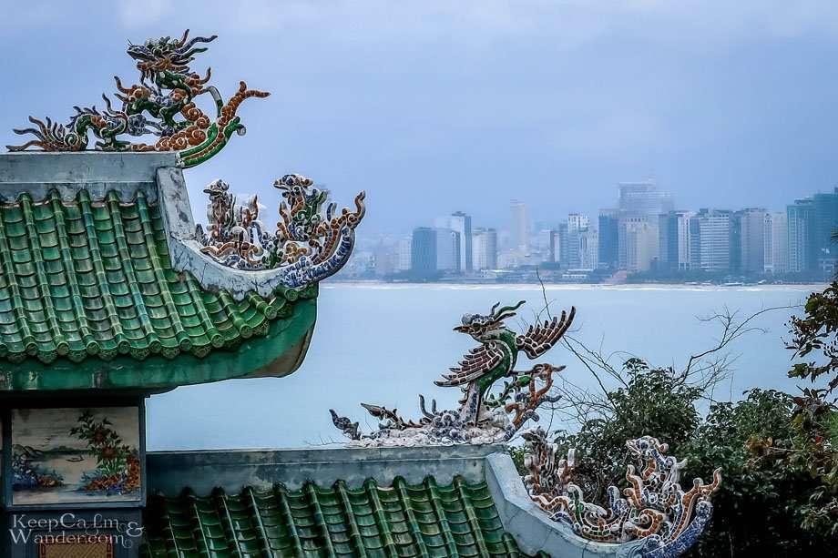 Tourist attractions in Da Nang Vietnam)