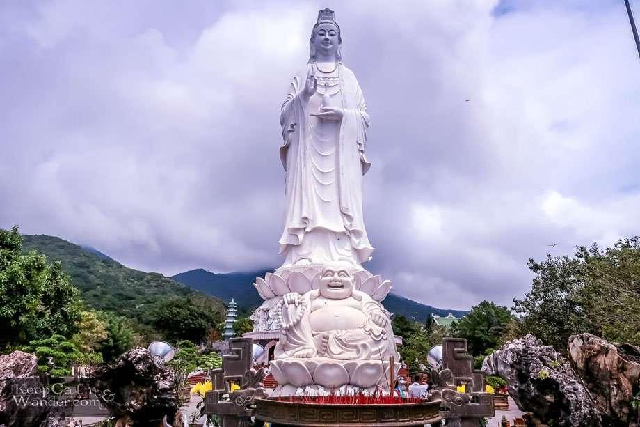 Tourist attractions in Da Nang Vietnam