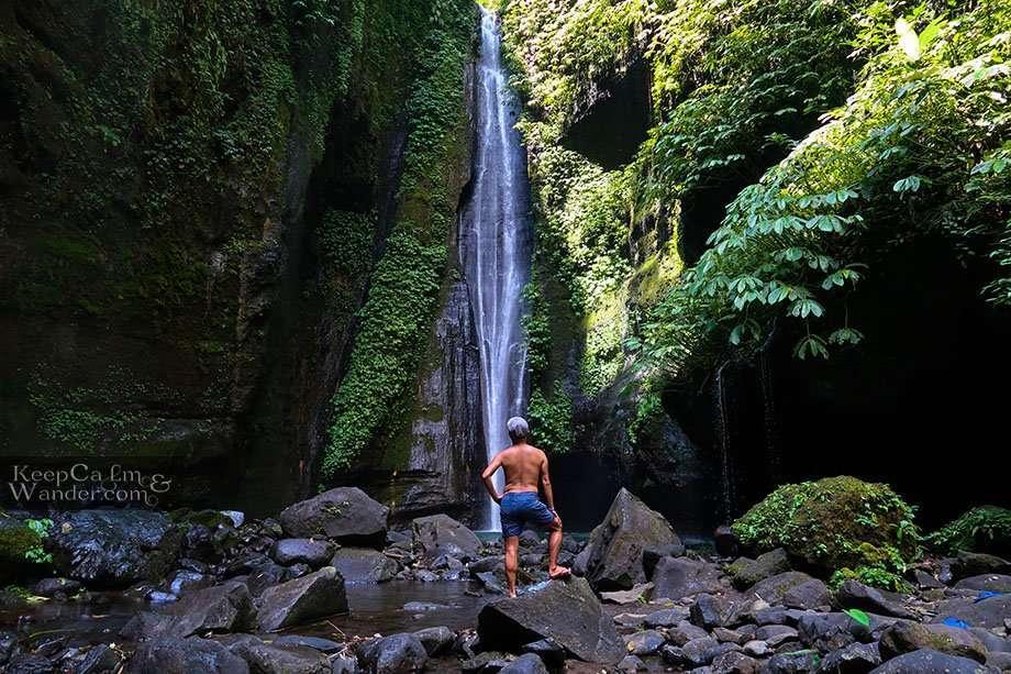Hidden Waterfalls Singaraja