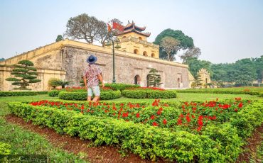 Imperial Citadel of Than Long Hanoi Vietnam 7