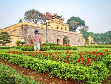 Imperial Citadel of Than Long Hanoi Vietnam 7