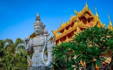 Kyauk Taw Gyi Pagoda Mandalay Myanmar 6
